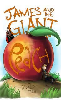 James and the giant peach by blackarachnid on deviantart