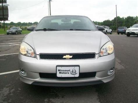 automobile air conditioning service 2006 chevrolet monte carlo user handbook purchase used 2006 chevrolet monte carlo ss in 2801 w clay st st charles missouri united