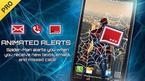 apk mania full amazing spider man   wp premium