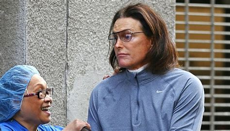 did bruce jenner have hair plugs bruce jenner s family speaks out on his transition to