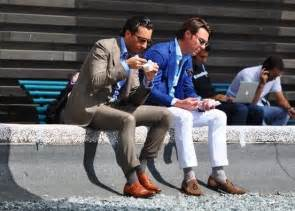 italian style captured by the sartorialist