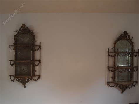 Cloverleaf Home Interiors by Antiques Atlas Mirror A Rare Pair Of Regency Pier