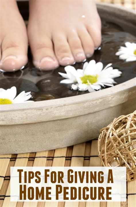 How To Give Yourself A Pedicure by How To Give Yourself A Home Pedicure The Right Way