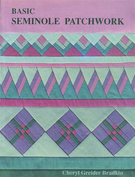 Seminole Patchwork Techniques - patchwork quelques reflexions mosa r 233 as 233 chotidiens