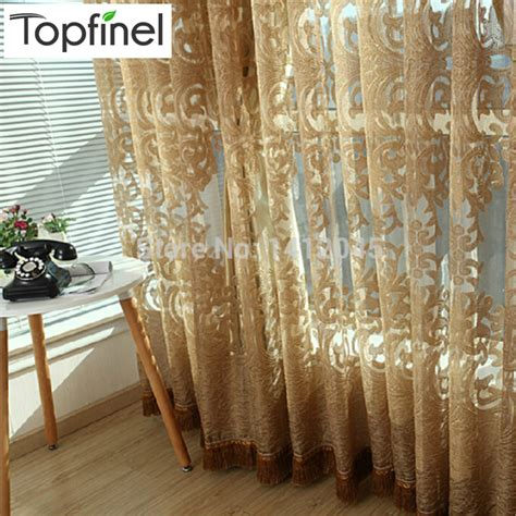 Bedroom Window Treatments 2016 Aliexpress Buy Top Finel 2016 Sheer Tulle Curtain