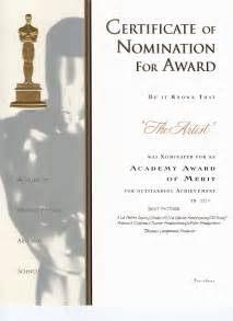 Academy Awards Invitation Template by Search Results For Oscar Award Template Cut Out