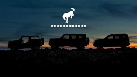 ford bronco reveal   livestream today