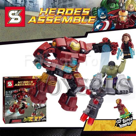 Brick Lego Mk37 Sy busters promotion shop for promotional busters on aliexpress