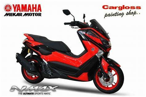 promo harga cash kredit motor yamaha nmax custom
