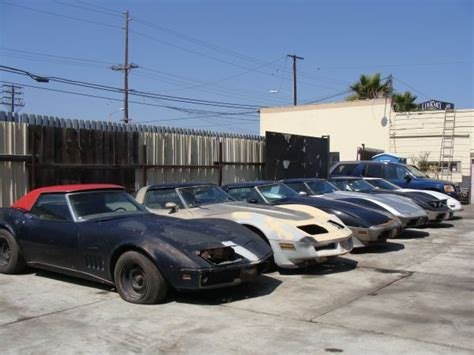 Mustang Auto Wrecking Yards by Mustang Wrecking Yards California Autos Weblog
