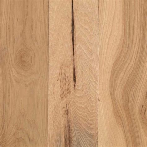 mohawk middleton country natural hickory 1 2 in x 4 6 8 in w x varying length engineered