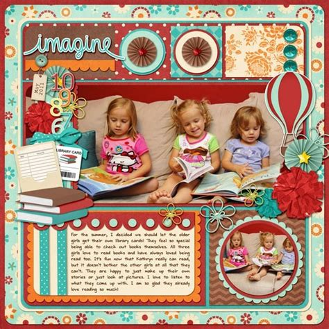Disney Idea Book Scrapbooking And Crafting Ideas 148 best cricut scrapbook layouts images on