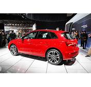 2017 Audi SQ5 Revealed In Detroit With 349bhp V6  Autocar