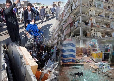earthquake iran iran ends quake rescue operations as hungry survivors