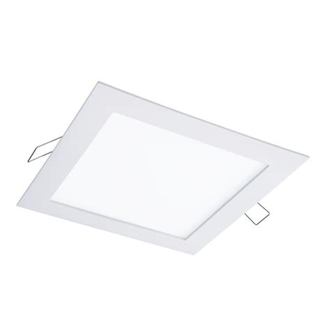 surface mount can light halo smd dm 6 4 in lens white square integrated led