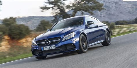 c63 s coupe 2016 mercedes amg c63 s coupe review caradvice