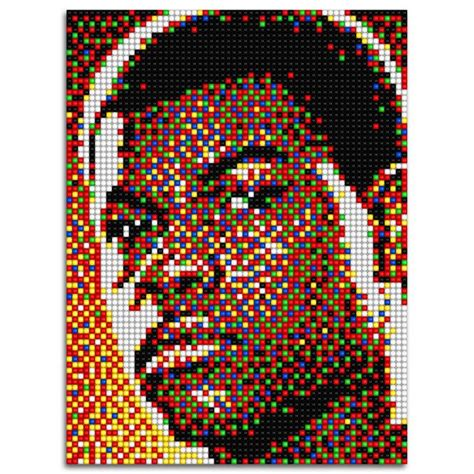 pixel wars pixel art 4 star wars finn disney pixar pixel art 0845