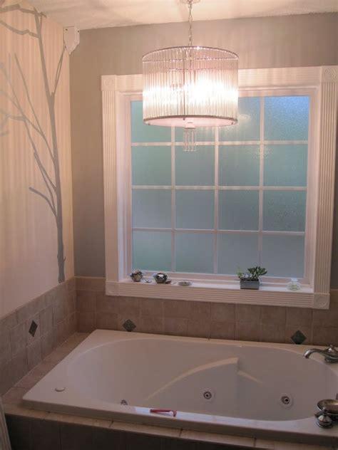chandelier over bathtub 187 chandelier in the bathroom julepstyle