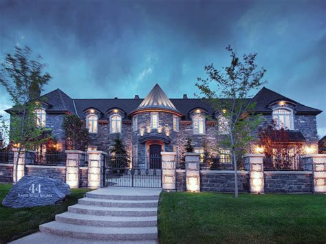 luxury calgary mansion sells for record 10 3 million