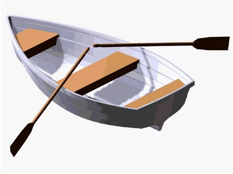 boat with oars is called faith