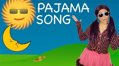 pajamas bedtime song for children viyoutube