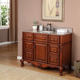 "Prieto 45"" Single Sink Vanity By Valore   Bathrooms"