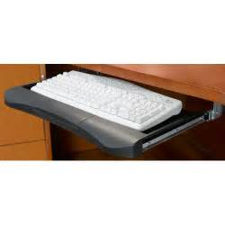 the desk keyboard tray pull out desk keyboard tray in computer accessories