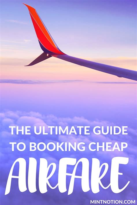 cheapest day  book flights images  pinterest