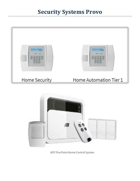 safe home security systems in provo