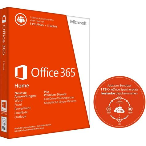 microsoft office 365 home version 5 licenses office