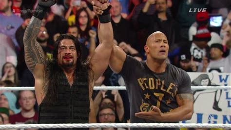 rock and roman reigns spoilers raw predictions for tomorrow night squaredcircle