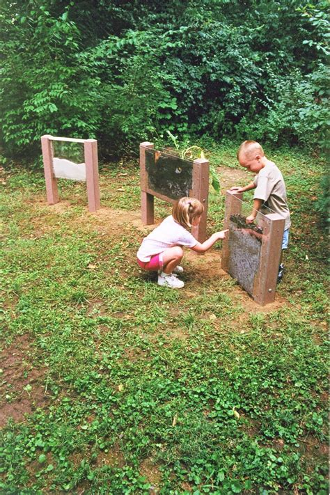 natural playground ideas backyard 1000 images about diy climbing frames on pinterest