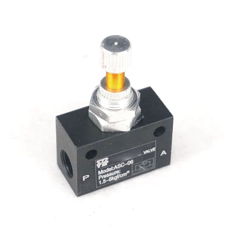 Pressure Speed Valve Flow 1 8 Chelic Asc 150 01 buy wholesale airtac solenoid valve from china