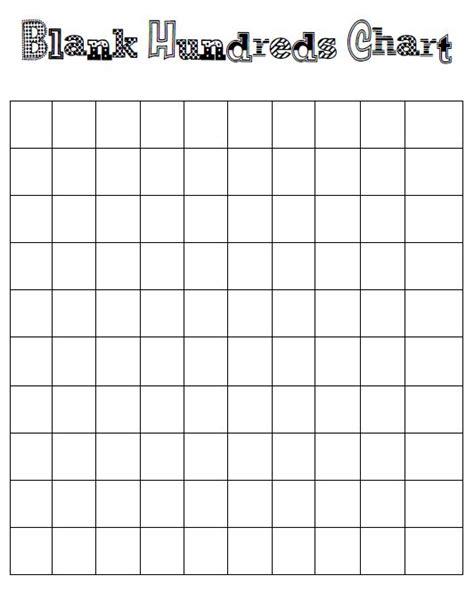 printable hundred chart landscape blank hundreds chart printable printable maps