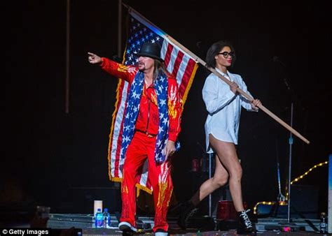 kid rock michigan kid rock is out of the race for senate in michigan daily