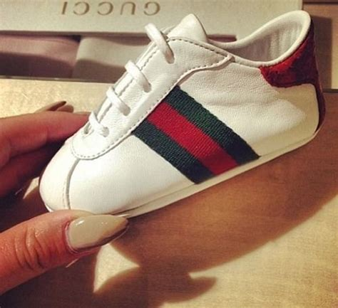Gucci Crib Shoes by Baby Boy Gucci Sneakers Baby Shoes More