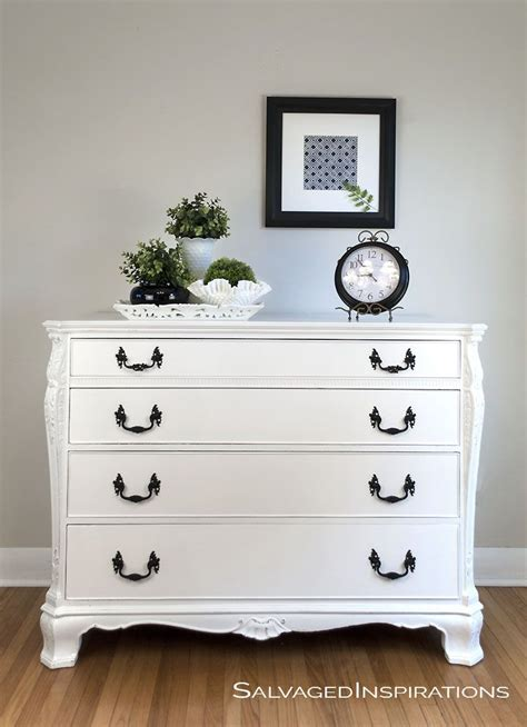 white chalk paint dresser 460 best images about no prep chalk painted furniture on