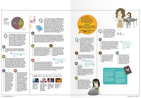 Cover Story Layout | i s magazine singapore covers illustration layout on