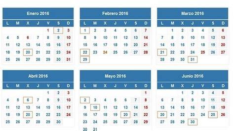 calendario y fechas clave de la declaracin de la renta en el 2016 inicio declaracion renta 2016 newhairstylesformen2014 com