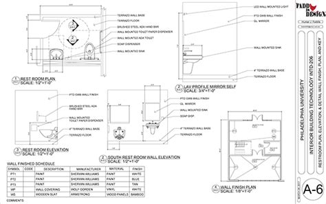 construction documents   commercial office space
