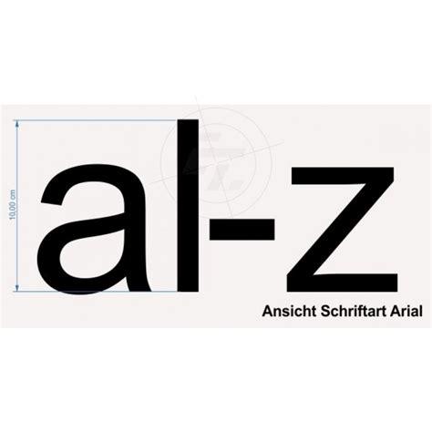 Buchstaben Aufkleber Klein by Set Aufkleber Buchstaben A Z Buchstaben Klein