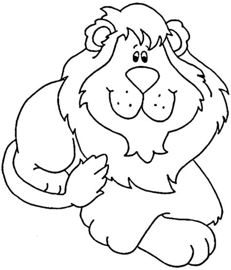 lion coloring pages coloring ville