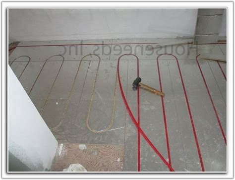 Radiant Floor Heating Design by Radiant Floor Heating Wood Floors Flooring Home