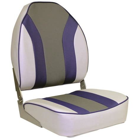 back to back boat seats for sale canada wise mariner mid back boat seat 671378 pontoon seats at