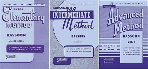 stories for intermediate level volume 3 books rubank bassoon method 3 book set reverb