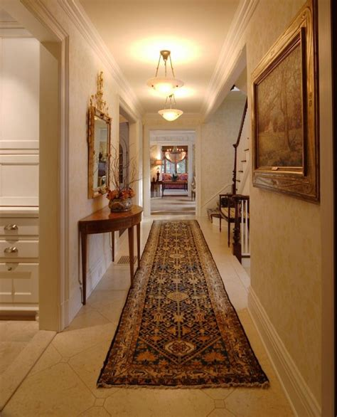 wall tables for hallways 1000 ideas about decorating hallway on