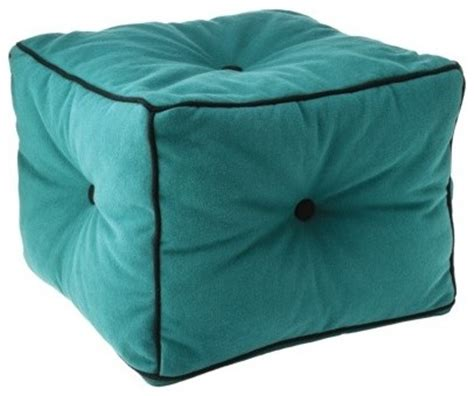 Floor Cushions Target by Patch Teal Pouf Floor Pillows And Poufs