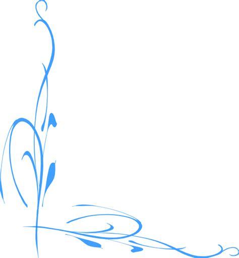 Blus Vinzo blue vine clip at clker vector clip royalty free domain