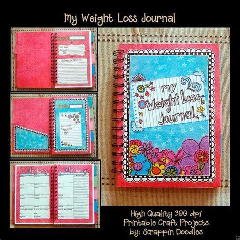 weight loss journal ideas weight loss journal idea health fitness