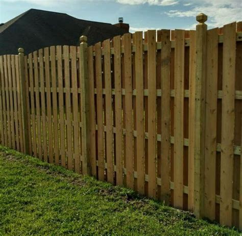 Decorative Fence Post by Electric Gate Installation Gulf Fence Construction Co